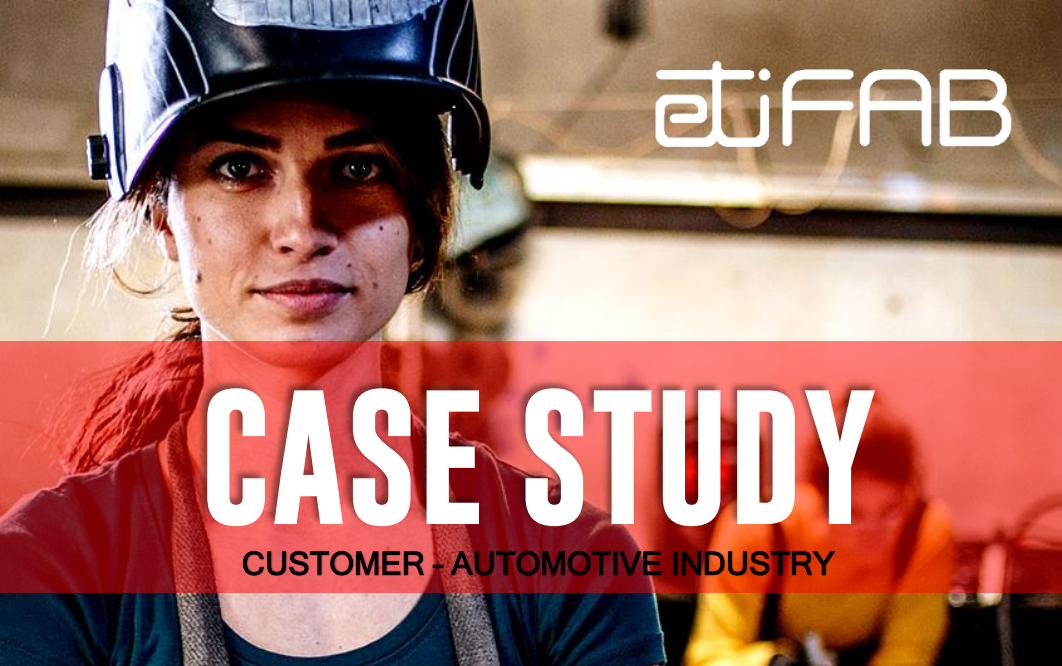 CASE STUDY – TIER 1 AUTOMOTIVE SUPPLIER