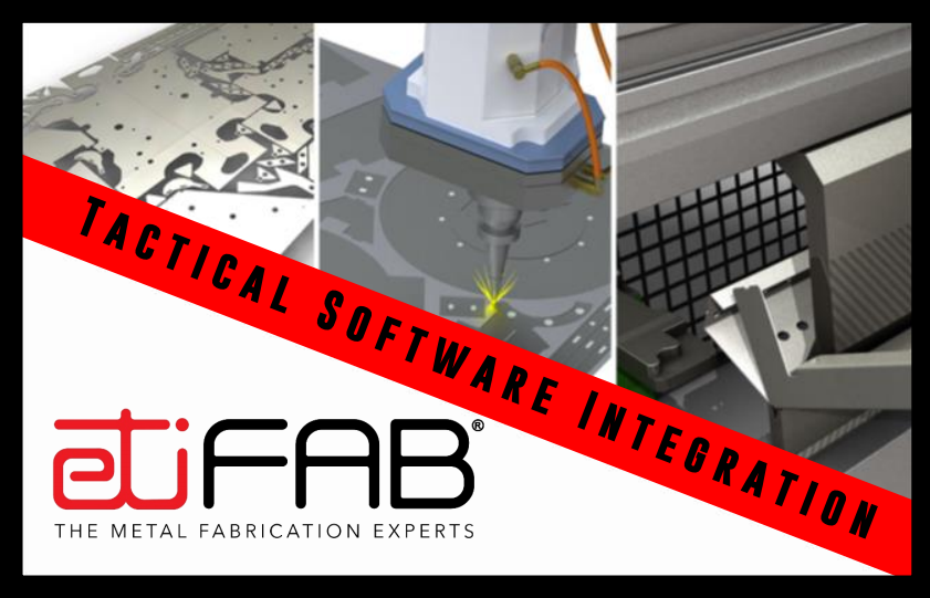 WHY ETI FAB?  Tactical Software Integration