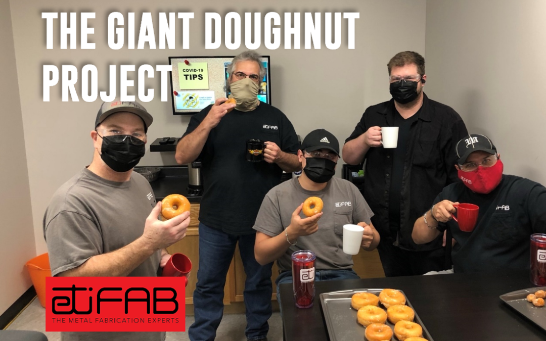 The Giant Doughnut Project